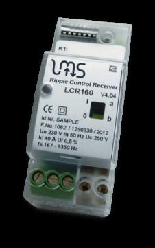 LCR160 Rundsteuerempfänger