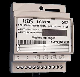 LCR170 Rundsteuerempfänger - LMS Services