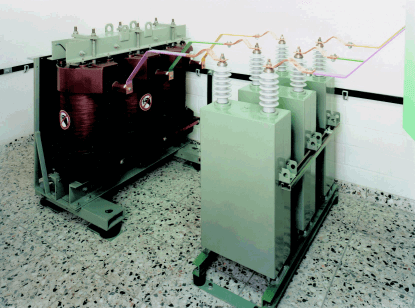 RAP Parallel-Ankopplung